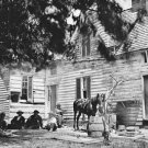 New 5x7 Civil War Photo: House near Fort Stevens after Early's Attack