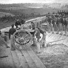 New 5x7 Civil War Photo: Battery M of the 5th U.S. Artillery in Atlanta