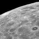 New 5x7 NASA Photo: The Far Side of the Moon, View of Lunar Surface