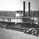 New 5x7 Civil War Photo: Transport Steamer MISSIONARY on the Tennessee River