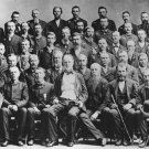 New 5x7 Photo: Civil War Veterans & Union General William T. Sherman
