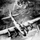 New 5x7 World War II Photo: First Raid by the 8th Air Force at Marienburg