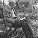 New 5x7 Civil War Photo: Confederate Veteran in Camp at Gettysburg