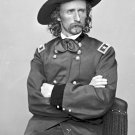 New 5x7 Civil War Photo: Union Cavalry General George Armstrong Custer