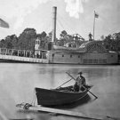 New 5x7 Civil War Photo: Gunboat COMMODORE BARNEY, 1862
