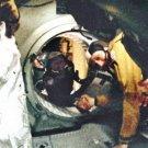 New 5x7 NASA Photo: Historic Handshake of U.S. & Russia Astronauts in Space