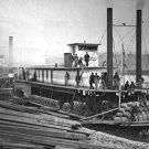 New 5x7 Civil War Photo: U.S. Army Transport CHATTANOOGA