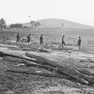 New 5x7 Civil War Photo: Union Graves on the Cedar Mountain Battlefield
