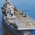 New 5x7 Photo: USS Nassau (LHA-4) Tarawa-class Amphibious Assault Ship
