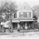 New 5x7 Photo: Civil War Era Nurse & Red Cross Founder Clara Barton on Porch