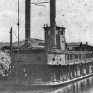 New 5x7 Civil War Photo: U.S. Gunboat BROWN of the Mississippi River Fleet