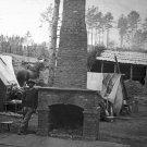 New 5x7 Civil War Photo: Breaking Camp at Brandy Station, Virginia