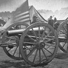 New 5x7 Civil War Photo: Captured 12 Pounder Howitzer at Hanover Court House