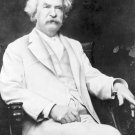 New 5x7 Photo: Renown Author Mark Twain (Samuel Clemens)