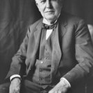 New 5x7 Photo: Renown Inventor Thomas Alva Edison in 1922