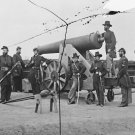 New 5x7 Civil War Photo: Gun at Unidentified Fort in Washington
