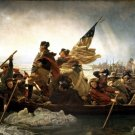 13x19 Poster: George Washington Crossing the Delaware, Emanuel Gottlieb Leutze