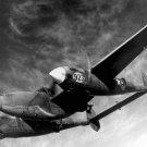 New 5x7 Photo: Lockheed P-38 Lightning During World War II