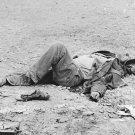 New 5x7 Civil War Photo: Casualty, Dead Confederate in Petersburg