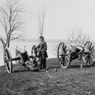 New 5x7 Civil War Photo: Union General Dan Sickles at Arsenal, Washington