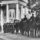 New 5x7 Photo: Funeral Cortege of President Warren G. Harding, 1923