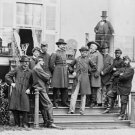 New 5x7 Civil War Photo: Union - Federal General Edward Ord and Staff
