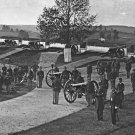 New 5x7 Civil War Photo: Company F, 3rd Massachusetts Heavy Artillery