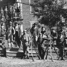 New 5x7 Civil War Photo: 1st Bridgade Horse Artillery at Brandy Station, 1863