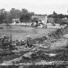 New 5x7 Civil War Photo: Gen. Meade Headquarters on Taneytown Road, Gettysburg