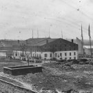 New 5x7 Civil War Photo: Libby Prison in Richmond, 1865