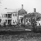 New 5x7 Civil War Photo: The Lacy House at Falmouth, Virginia