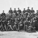New 5x7 Civil War Photo: 50th Regiment Pennsylvania Infantry at Gettysburg