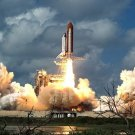 New 5x7 Photo: Shuttle Discovery Launch, Return Mission after Challenger Tragedy