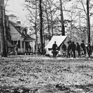 New 5x7 Civil War Photo: Union General Ben Butler's Headquarters, Chapin's Bluff