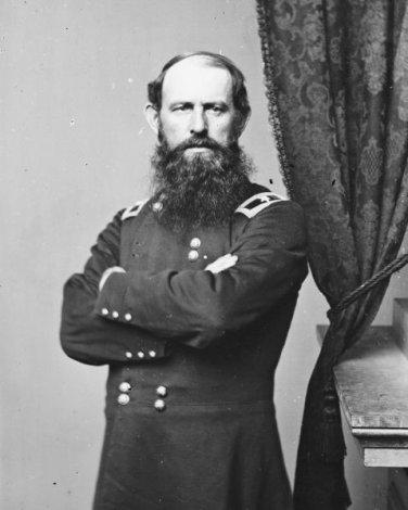 New 5x7 Civil War Photo: Union - Federal General Erastus B. Tyler