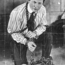 New 5x7 Photo: Magician Harry Houdini in Chains for Promotional Photograph