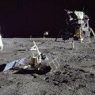 New 5x7 NASA Photo: Buzz Aldrin at the Sea of Tranquility, Apollo 11 Mission