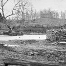 New 5x7 Civil War Photo: Sudley Spring Ruins at 1st Battle of Manassas Bull Run