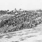 New 5x7 Civil War Photo: Prisoners of Johnson's Division at Belle Plain Landing