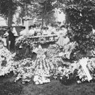 New 5x7 Photo: Mourners at Graveside of Wilbur Wright in Dayton, Ohio