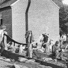 New 5x7 Civil War Photo: Federal Soldiers in Culpeper, Virginia