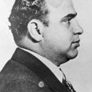 New 5x7 Photo: Side View Mugshot of Gangster Al Capone