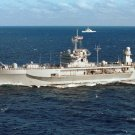 New 5x7 Photo: USS BLUE RIDGE, Blue Ridge-class Amphibious Command Ship
