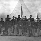 New 5x7 Civil War Photo: Non-commissioned Officers of the 13th New York Cavalry