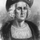 New 5x7 Photo: Explorer & Colonizer Christopher Columbus