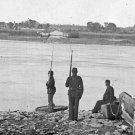 New 5x7 Civil War Photo: Coosaw Ferry at Port Royal Island, South Carolina