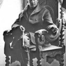 New 5x7 World War I Photo: Douglas MacArthur at St. Benoit Chateau, France 1918