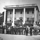 New 5x7 Civil War Photo: Soldiers at Hospital No. 15 in Beaufort, South Carolina