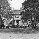 New 5x7 Photo: Civil War View of the Governor's Mansion in Richmond, Virginia