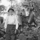 New 5x7 Civil War Photo: Veterans of the G.A.R. and U.C.V. at Gettysburg Reunion